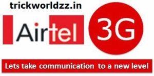 Airtel 3G New Host Trick Tcp Vpn Based Free Internet