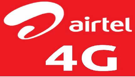 Best 4G Free Internet Plans from Airtel 4G LTE