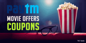 Get Full Rs.100% Cashback on Booking Tickets – PayTm