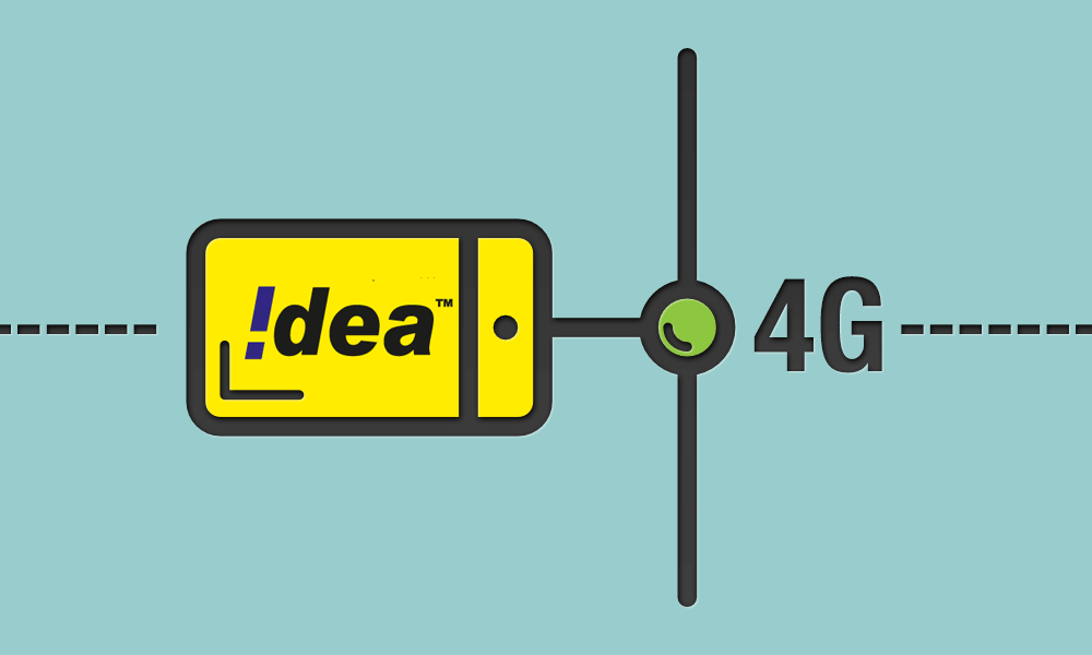 Idea Launches Unlimited 4G Internet Data Hourly Plans