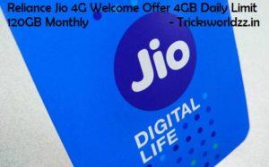 Trick to Boost Reliance Jio Free Internet Speed