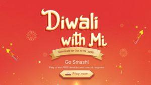 Buy Xiaomi Mi Diwali Flash Sale @ Rs 1 Free Register