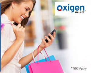 Oxigen Wallet App Offers – Rs 100 Cashback On Rs.500