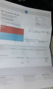 OMG ! Reliance Jio Sends Bill amount Rs 27718 is Real ?