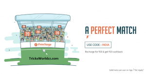 Freecharge Full Cashback Coupons All Users Get Free Rs 40 Recharge