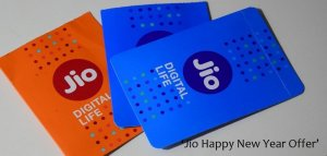 Jio Welcome Offer Converted to Jio Happy New Year Offer