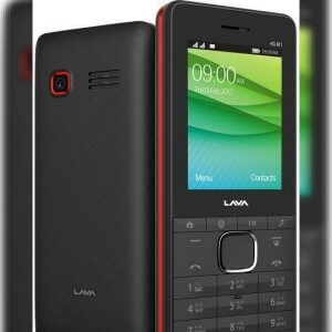 Lava Brings First 4G VoLTE Enabled Feature Phone