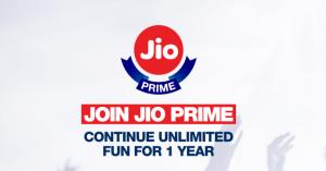 [Live Now] Reliance Jio Prime Membership Registration Open